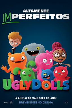 Ugly Dolls VP cover