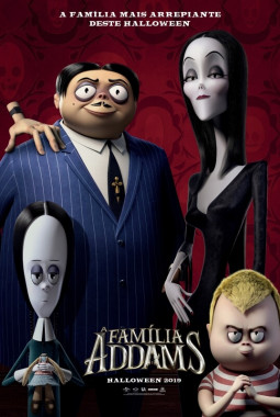 A Família Addams cover