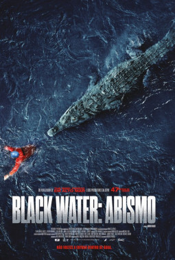 Black Water: Abismo cover