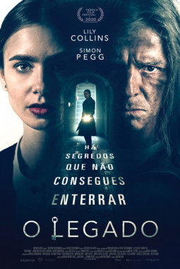 Inheritance: O Legado cover