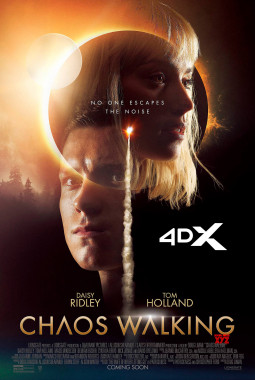 4DX - Chaos Walking: O Ruído